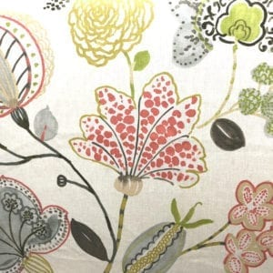 Gentle Gesture - Tigerlily - Discount Designer Fabric - fabrichousenashville.com