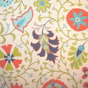 Calypso - Tango - Discount Designer Fabric - fabrichousenashville.com