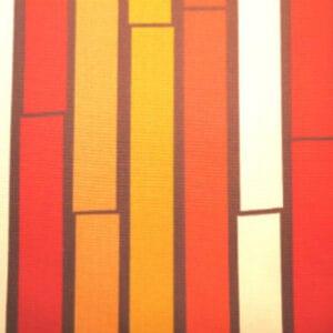 Dhoti Stripe - Sungold (Outdoor) - Discount Designer Fabric - fabrichousenashville.com