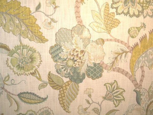Finders Keepers - Peacock - Discount Designer Fabric - fabrichousenashville.com