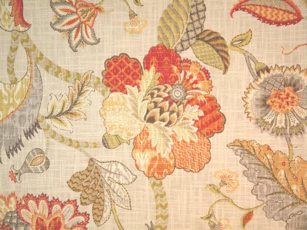 Finders Keepers - Spice - Discount Designer Fabric - fabrichousenashville.com
