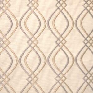 Helix - Taupe - Discount Designer Fabric - fabrichousenashville.com