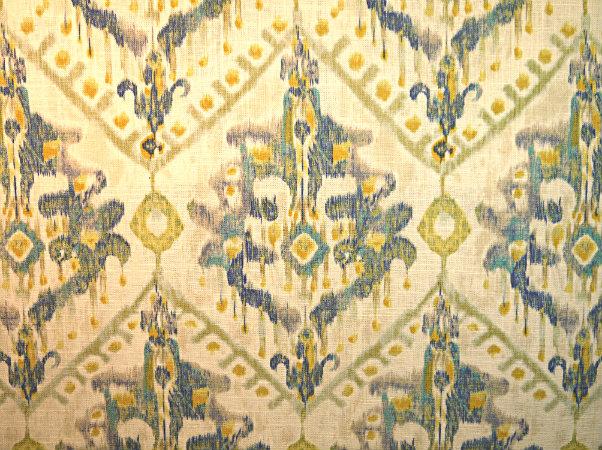 Izzara - Chambray - Discount Designer Fabric - fabrichousenashville.com