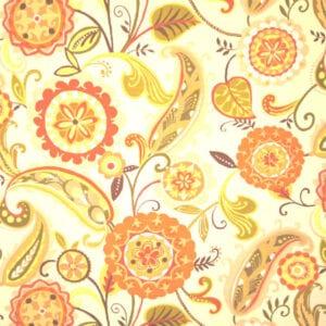 Merrimack - Apricot - Discount Designer Fabric - fabrichousenashville.com
