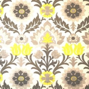 Santa Maria - Licorice (Outdoor) - Discount Designer Fabric - fabrichousenashville.com
