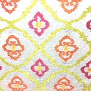 Sumatra Summer, discount designer fabric, trim Nashville, TN, Louisville, KY, Sunbrella outdoor fabric, drapery hardware and fabric.