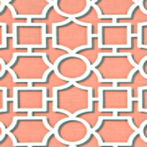 Vreeland - Persimmon - Discount Designer Fabric - fabrichousenashville.com