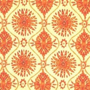 Wonderstruck - Papaya - Discount Designer Fabric - fabrichousenashville.com