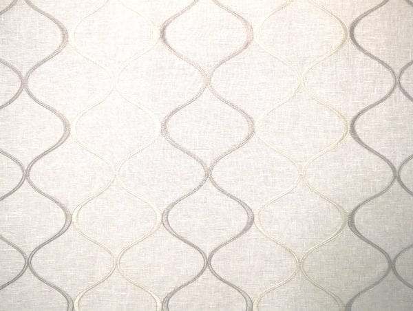 Fabric store fabric alden-sheer-gray, decorator fabrics and trim, Richloom, P/Kaufmann, cheap fabric, custom window treatments and more!