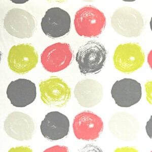 Brushed Dot - Poppy - Discount Designer Fabric - fabrichousenashville.com