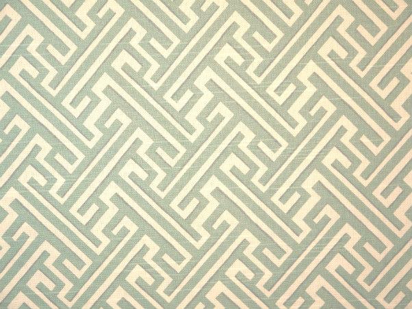 Trellis Fabric trellis - mist - fabric store with cheap fabrics, designer fabrics