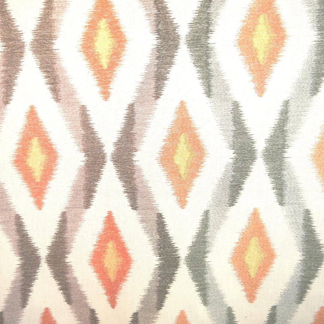 Jama - Coral - Discount Designer Fabric - fabrichousenashville.com