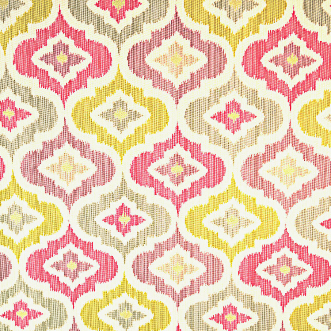 Lunar Lattice - Passion - Discount Designer Fabric - fabrichousenashville.com