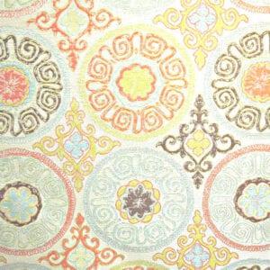 Rosella - Tango Mango - Discount Designer Fabric - fabrichousenashville.com