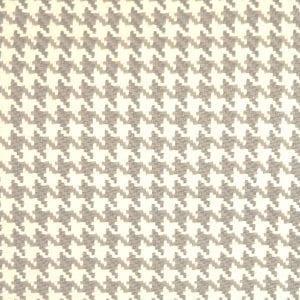 Houndstooth - Charcoal - Discount Designer Fabric - fabrichousenashville.com