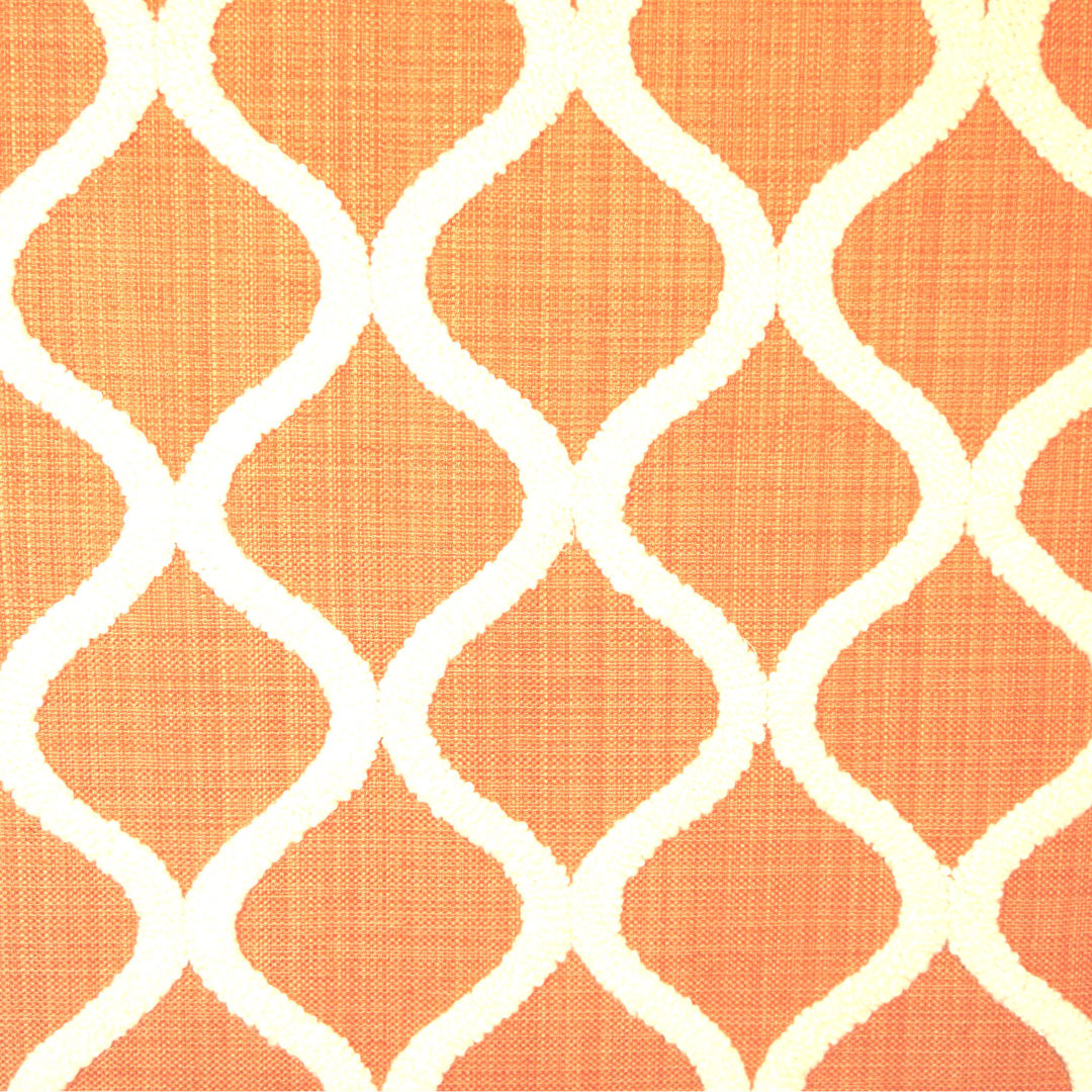 DNA - Tangerine - Discount Designer Fabric - fabrichousenashville.com