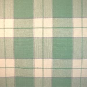 Kingston Plaid - Jade - Discount Designer Fabric - fabrichousenashville.com