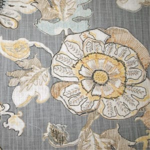 Almada - Granite - Designer Fabric from the Best Online Fabric Store