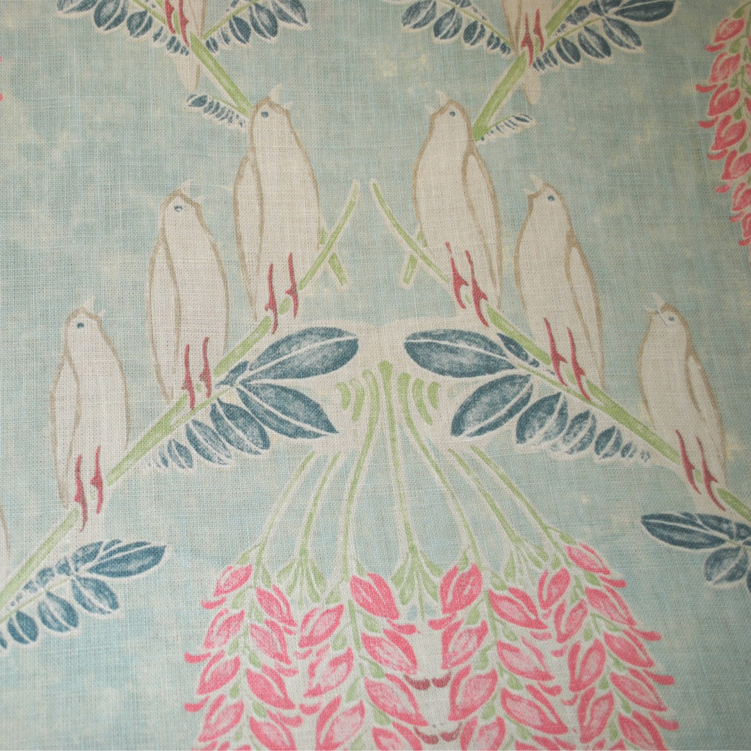 Bluebird - Mist - Designer Fabric from the Best Online Fabric Store