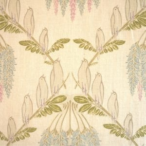 Bluebird - Cloud - Discount Designer Fabric - fabrichousenashville.com