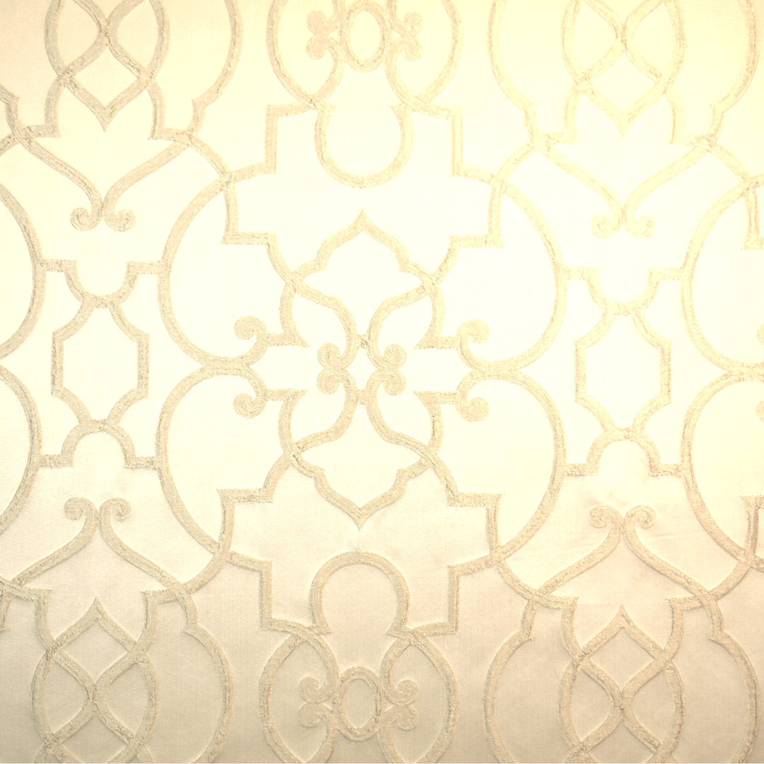 Iron Gates - Ivory | Fabric store, designer and decorator fabrics ...