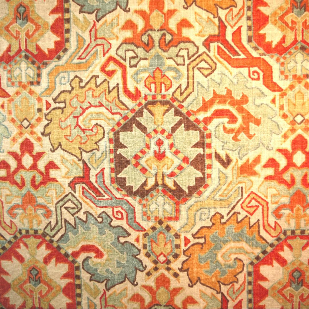 Discount Waverly Fabric Best Jefferson Linen Driftwood