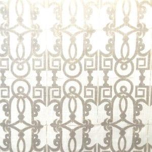 Seville - Champagne - Discount Designer Fabric - fabrichousenashville.com