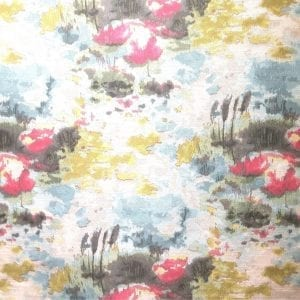 Water Garden - Spa - Discount Designer Fabric - fabrichousenashville.com