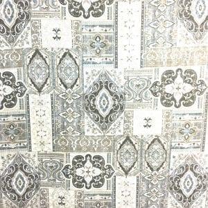 Himadi - Slate - Discount Designer Fabric - fabrichousenashville.com