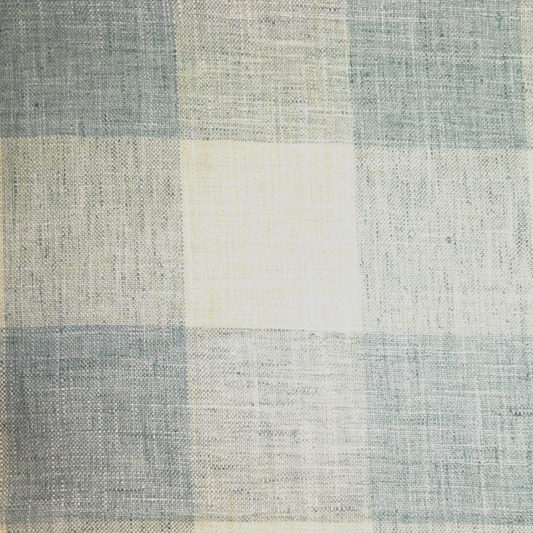 Check Please - Lagoon - Discount Designer Fabric - fabrichousenashville.com