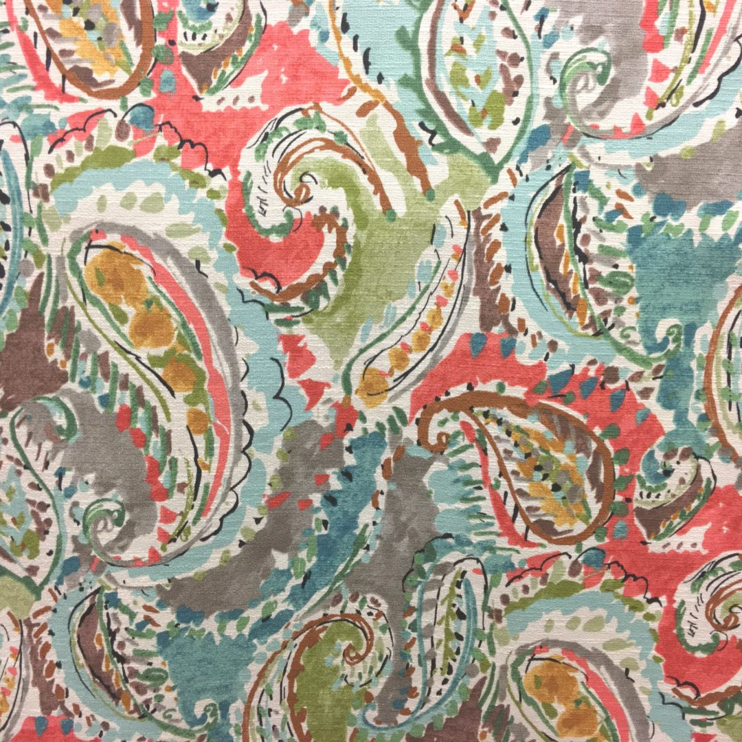 carlisia spring rose decorator fabric trim nashville tn louisville ky - Decorator Fabric