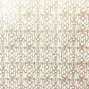 Lucia Gold Metallic designer and decorator fabric, trim Nashville, TN, Louisville, KY upholstery fabric, Sunbrella fabric, drapery hardware and fabric.