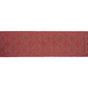 3324-VY- Orange Poppy - Discount Designer Fabric - fabrichousenashville.com