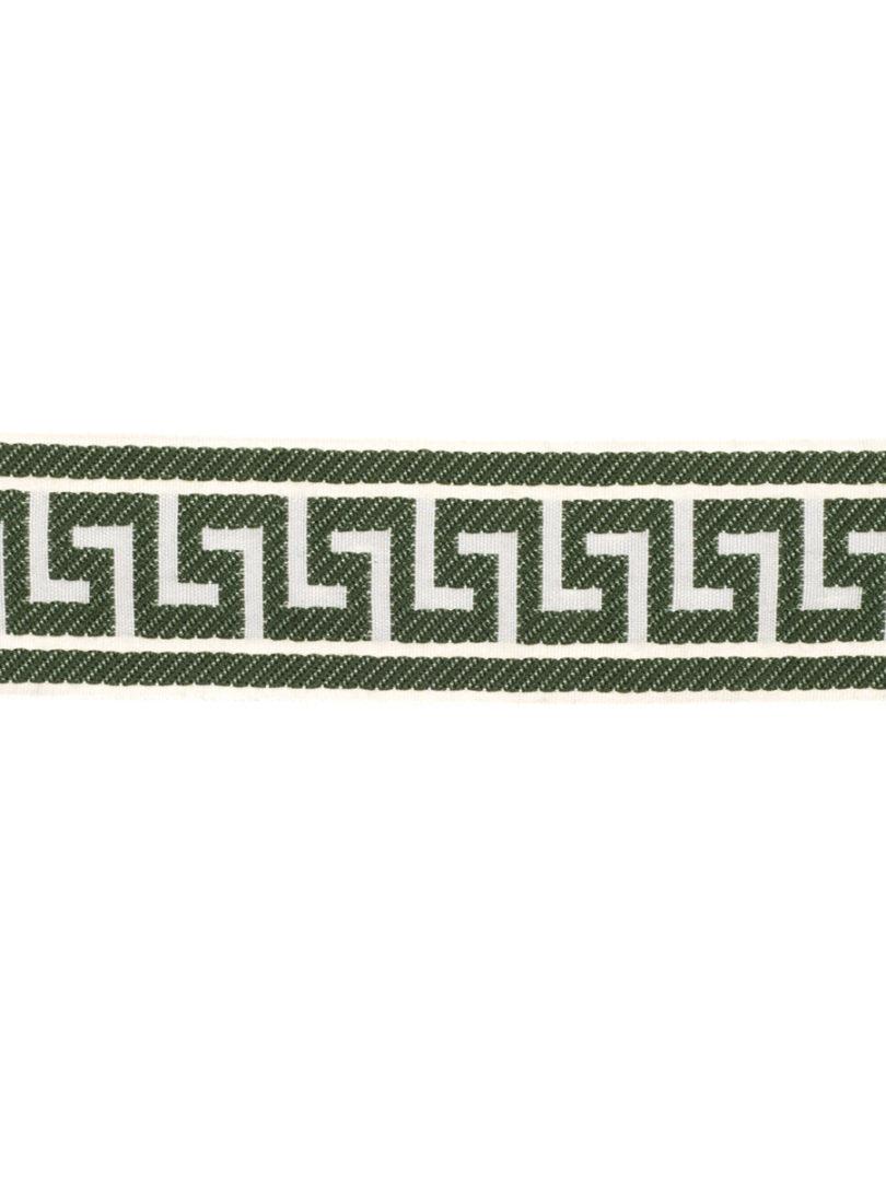 Athens Key - Emerald - Discount Designer Fabric - fabrichousenashville.com