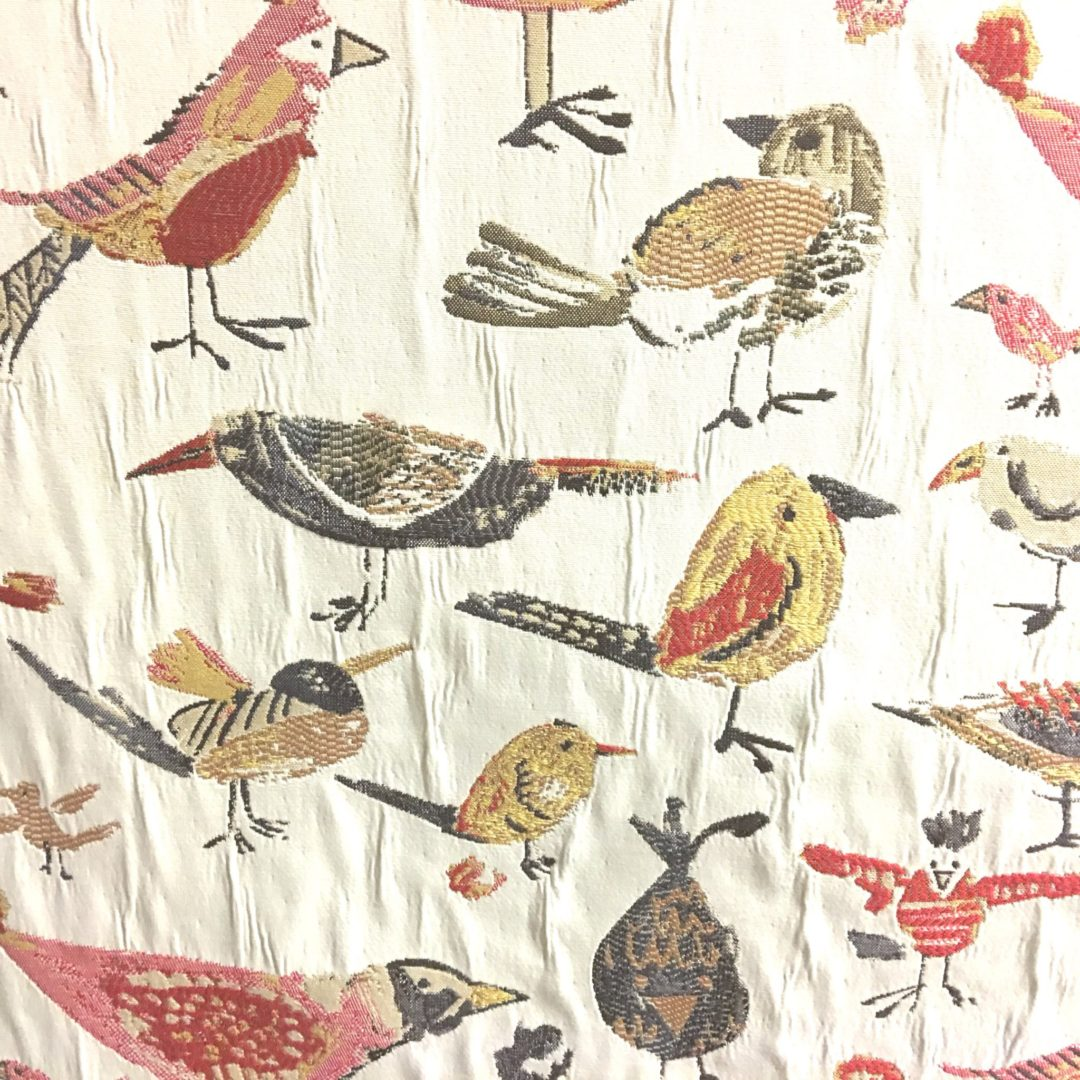 Dodo birds sunset nashville tn fabric store designer for Designer fabric store