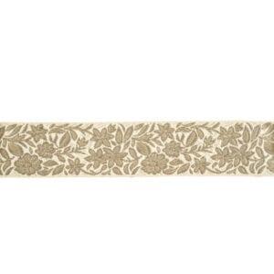 Gillyflower - Hemp - Discount Designer Fabric - fabrichousenashville.com