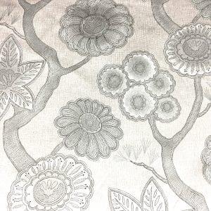 Gloss - Platinum - Discount Designer Fabric - fabrichousenashville.com