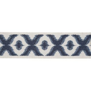 Kantou - Indigo - Discount Designer Fabric - fabrichousenashville.com