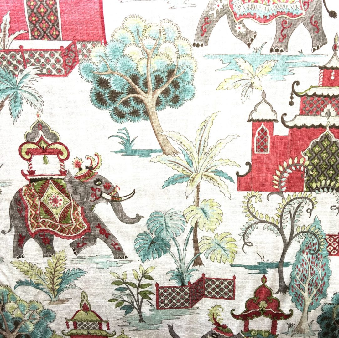 Kumar - Eggshell - Discount Designer Fabric - fabrichousenashville.com