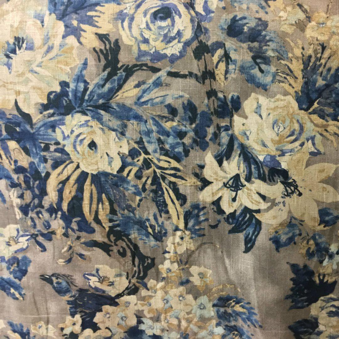 Cast a Spell - Indigo - Discount Designer Fabric - fabrichousenashville.com