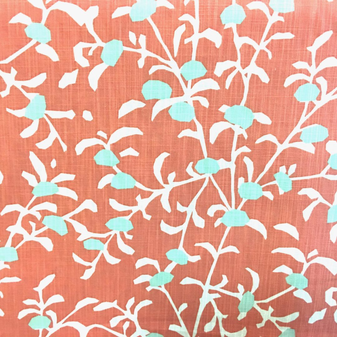 Coral Pattern Fabric cotway - coral - nashville, tn fabric store designer fabric & trim