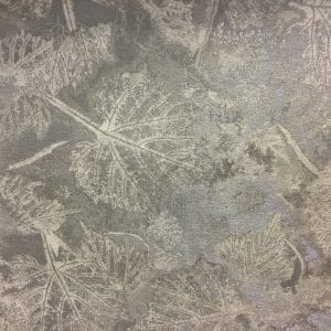 Fossil Leaves, decorator fabric Louisville, KY, designer trim, outdoor fabric, drapery hardware and drapery fabric.