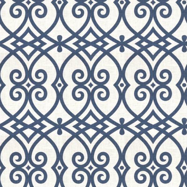 2616 - Navy - Discount Designer Fabric - fabrichousenashville.com