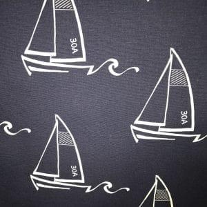 Seaton - Vintage Indigo - Discount Designer Fabric - fabrichousenashville.com