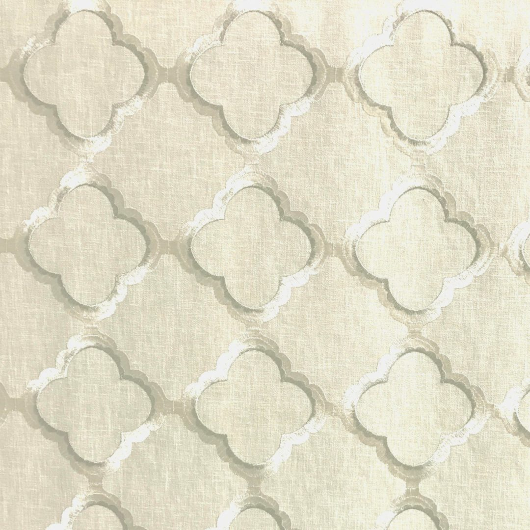 Hope Embroidery - Linen - Discount Designer Fabric - fabrichousenashville.com