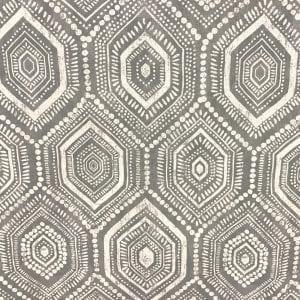 Ibiza - Ash - Discount Designer Fabric - fabrichousenashville.com