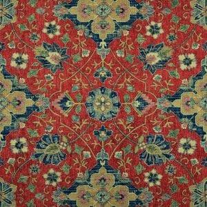 Bettina - Vintage Red - Designer Fabric at Online fabric store, fabrichousenashville.com