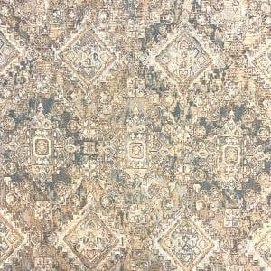 Indus - Teal - Discount Designer Fabric - fabrichousenashville.com
