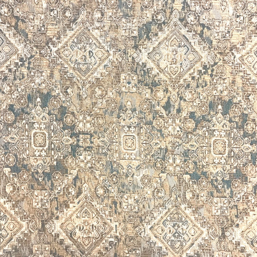 Indus Teal Nashville Tn Fabric Store Designer Fabric