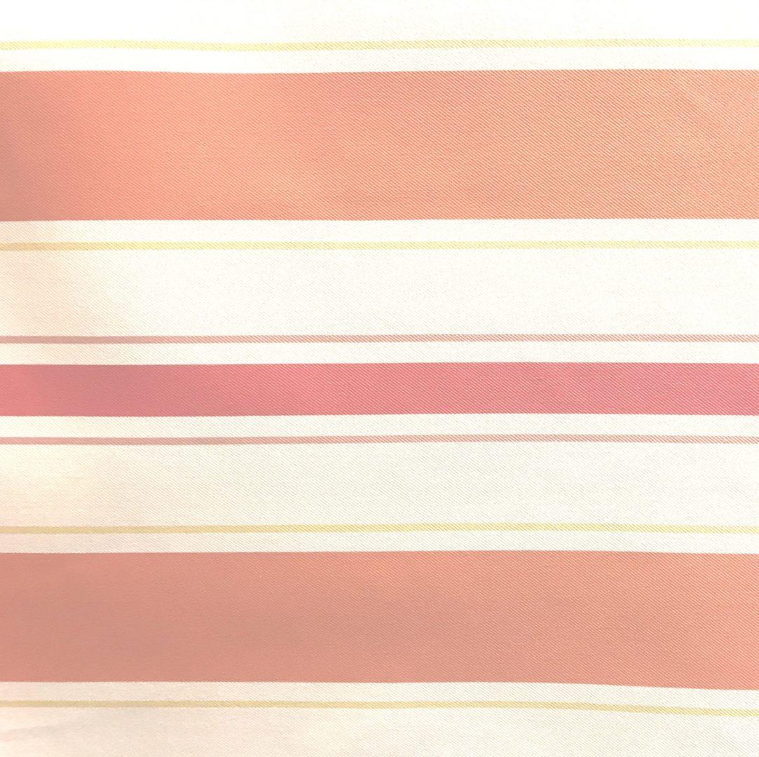Marquesas Stripe - Melon - Discount Designer Fabric - fabrichousenashville.com
